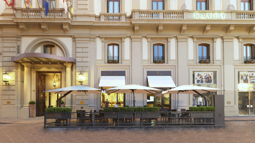 Rocco Forte Anniversary includes stays at top hotels