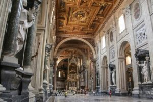 The Cathedral's San Giovanni nave