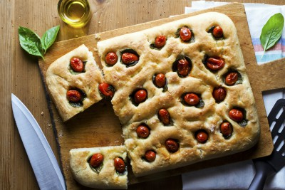 foccacia is one of Italy's best top 10 foods