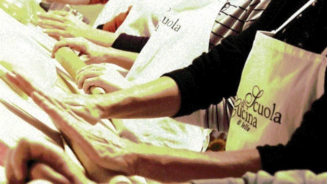 Scuola di Cucina di Lella's cooking class in Tuscany